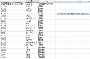 VLOOKUP関数